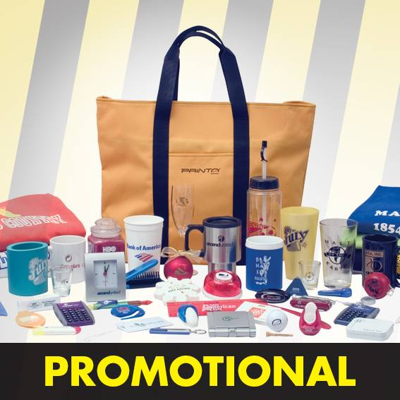 Printed Promotional Merchandise