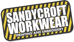 Sandycroft Workwear - Branded Workwear - Uniform & Workwear Embroidery & Printing Services - Company Branding and Logos
