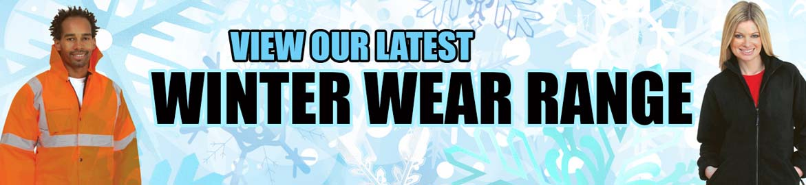 Workwear clothing for winter.